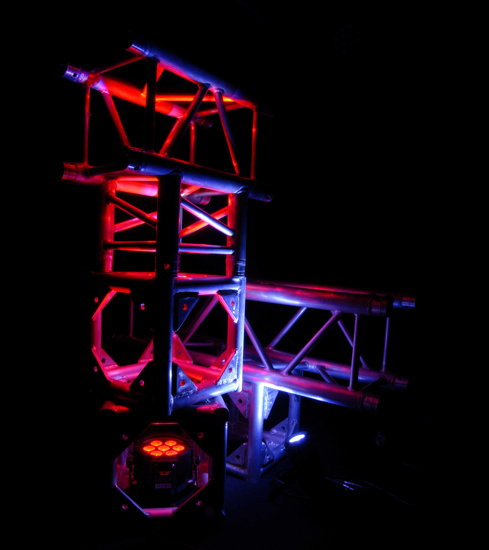 CHAUVET® PROFESSIONAL COLORado™ Deco Quad-1 Tour